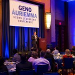Geno Auriemma UConn Leadership Conference 2014