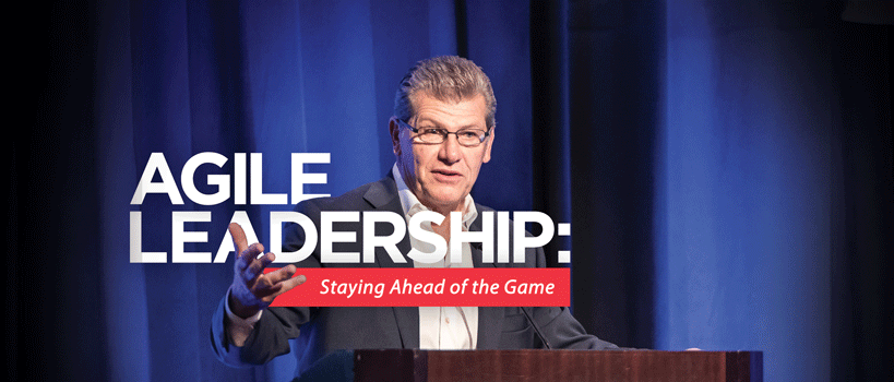 Agile Leadership: Staying Ahead of the Game