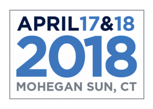 April 17 & 18, 2018 at Mohegan Sun, Connecticut