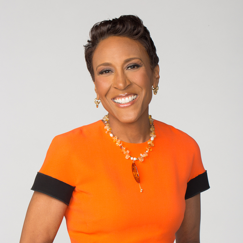 "Robin Roberts, Co-Anchor, ""Good Morning America"" - ABC NEWS (ABC/Heidi Gutman)"