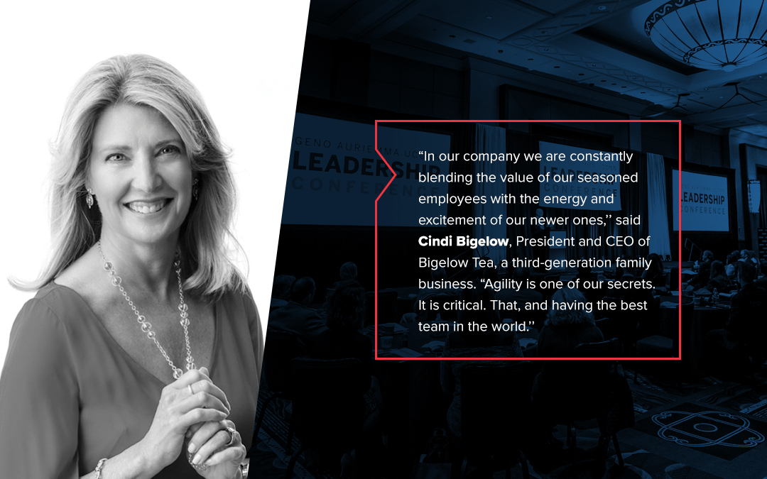 Geno Conference 2018 Testimonial Bigelow